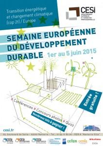 Semaine Développement Durable CESI