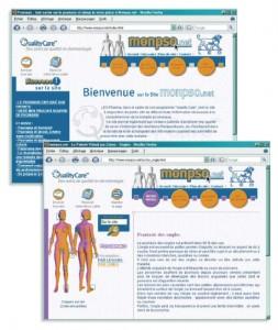 Site web Santé
